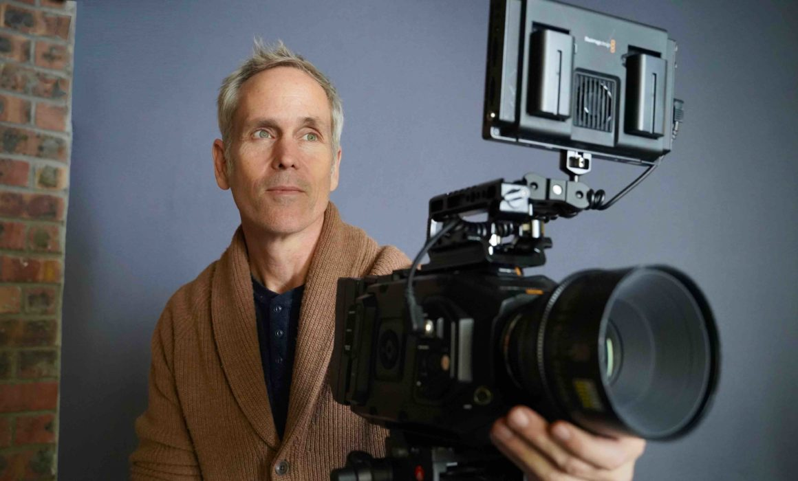 Director Warren Mac Carthy
